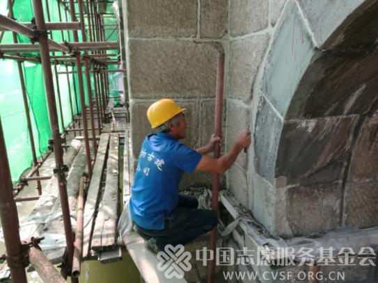 颐和园豳风桥修缮工程
